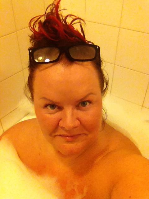 oon nähnyt helganeidin kylvyssä ihanaa...
