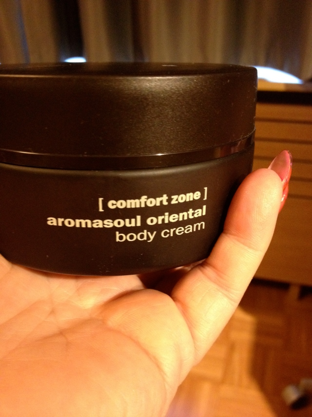 Aromasoul Oriental Body Cream